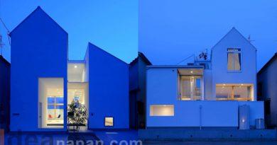 แบบบ้าน3ชั้น Modern House Eirakusou