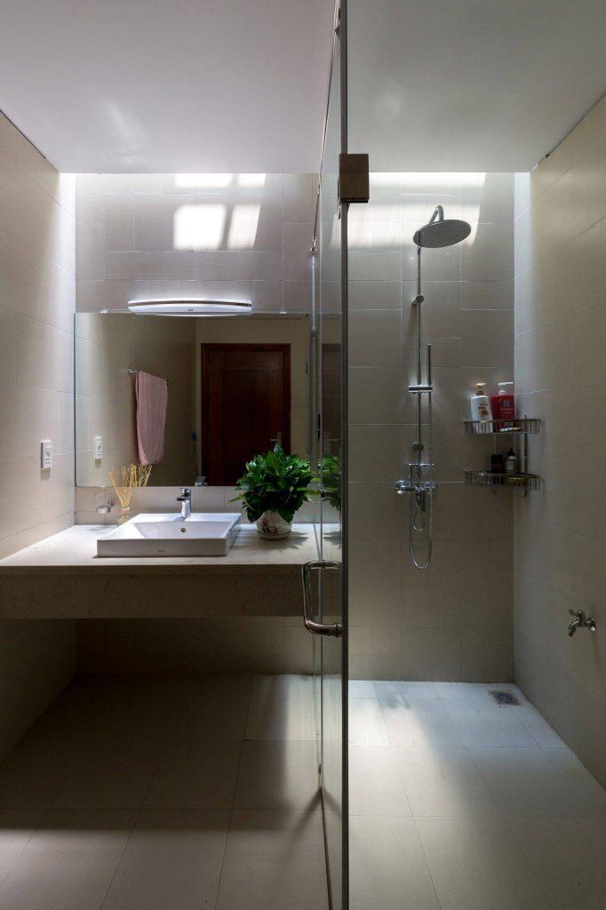 แบบบ้าน 4ชั้น บ้าน 4ห้องนอน 3ห้องน้ำ ใน สไตล์โมเดิร์นทรอปิคอล