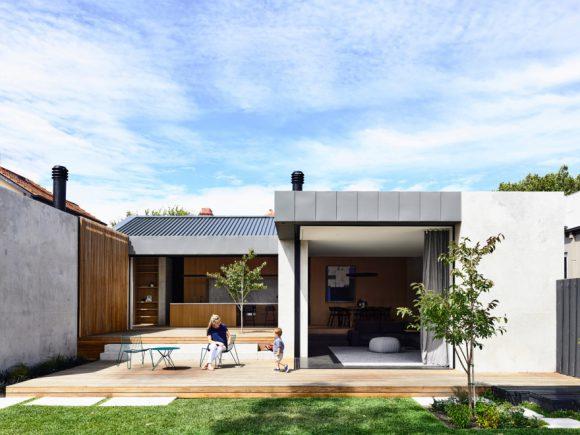 สไตล์คอนเทมโพรารี่ contemporary แบบบ้านชั้นเดียว
