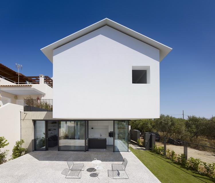 modern home แบบบ้าน2ชั้น House E