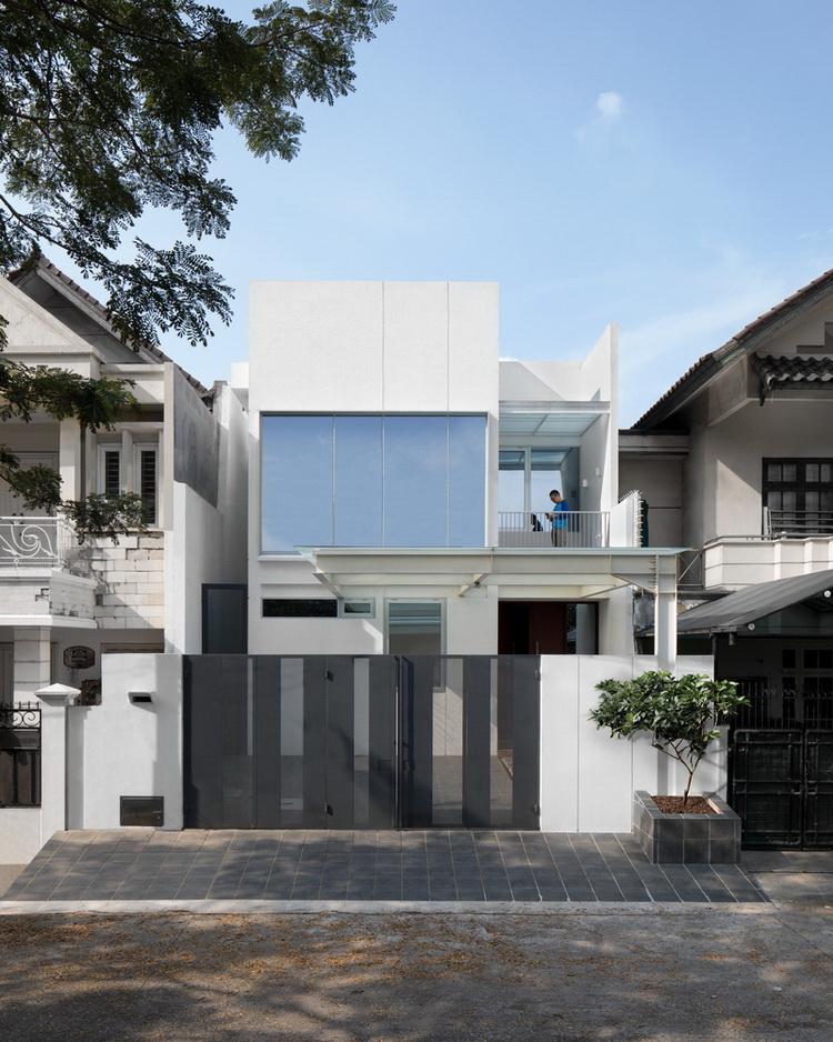 บ้าน2ชั้น The Silver Lining Home