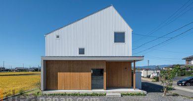 แบบบ้านสองชั้น modern home