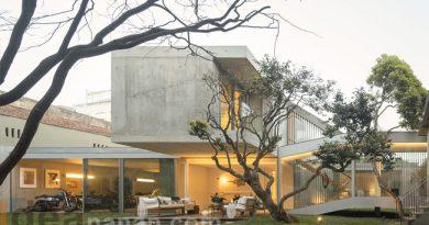 House GC แบบบ้านสองชั้น สไตล์โมเดิร์นลอฟท์