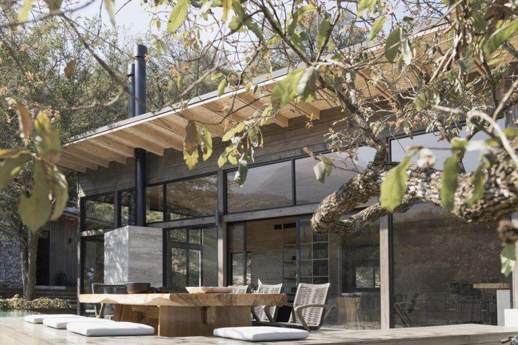 แบบบ้านชั้นเดียว สไตล์โมเดิร์นลอฟท์ House El Barrial