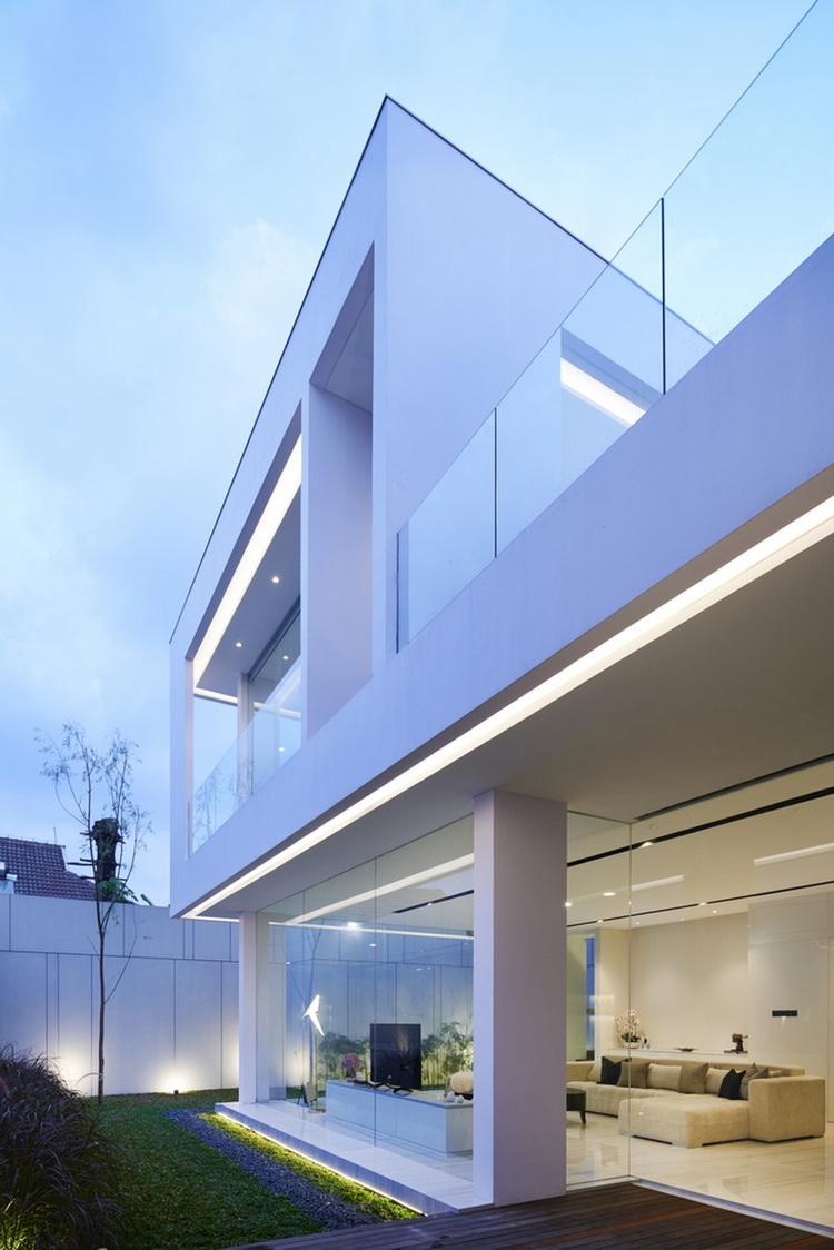 แบบบ้าน สองชั้น VY House P016