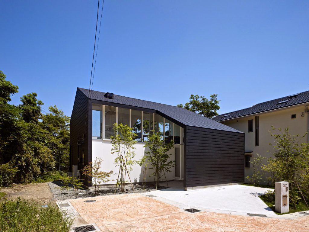Kamakura House Modern แบบบ้าน 2ชั้น สไตล์โมเดิร์น