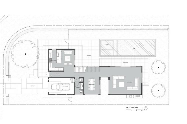-แบบบ้านโมเดิร์น 2 ชั้น 705W Dilido House