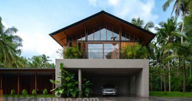 แบบบ้านสวย Overture House