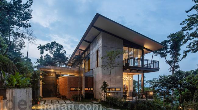 บ้าน3ชั้น modern loft