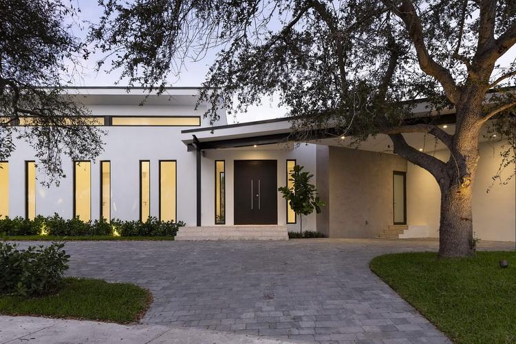 บ้านชั้นเดียวสไตล์โมเดิร์น Home Enchanted