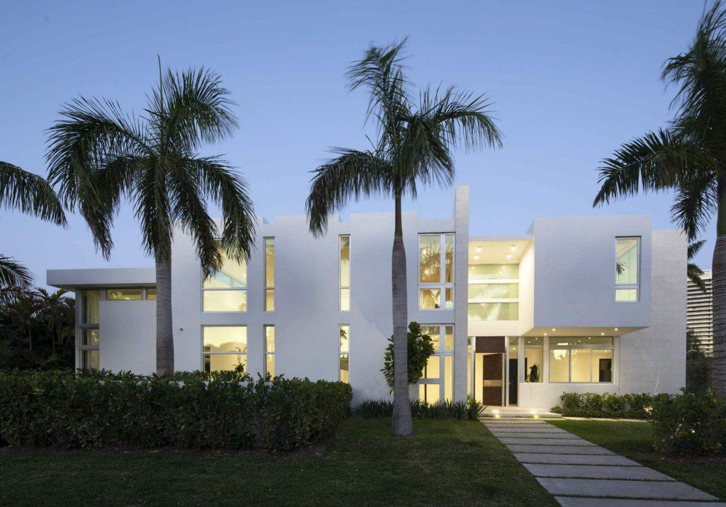 แบบบ้าน สไตล์โมเดิร์น 77 Residence