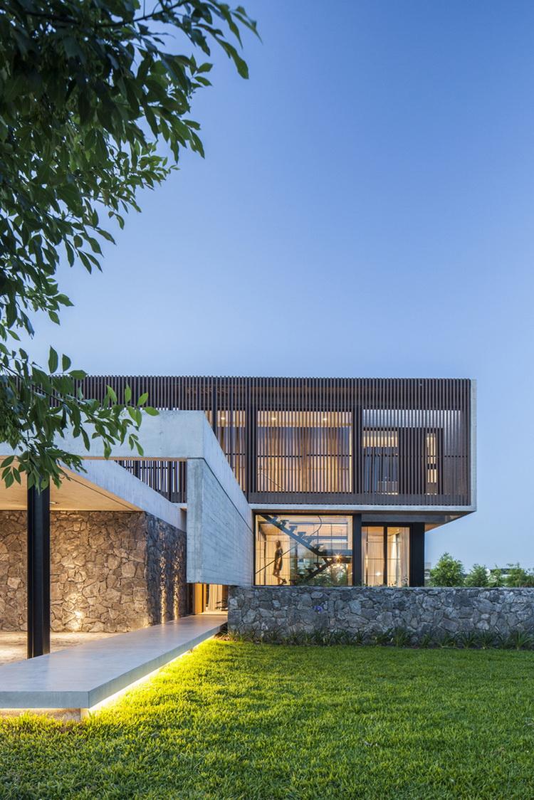 บ้าน โมเดิร์น Sukkha Modern House