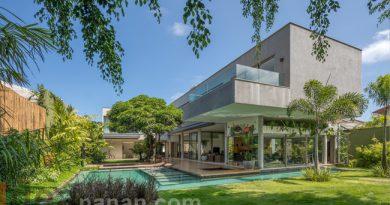 แบบบ้านสวนสวยๆ Casa RC House