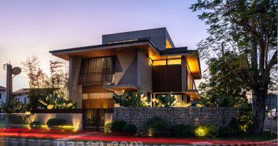 แบบบ้านโมเดิร์นลอฟท์ modern home