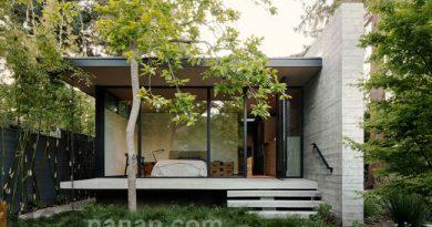 บ้าน โมเดิร์น สองชั้น Sanctuary House P082