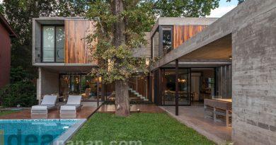 แบบบ้านสไตล์ลอฟท์ ARANZAZU House