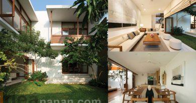 แบบบ้านคอนเทมโพรารี่ Kodikara House