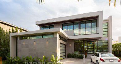 .บ้าน 2ชั้น สวยๆ Biscayne Point Biscayne-Point-Miami-Beach-Architecture-SDH-Studio