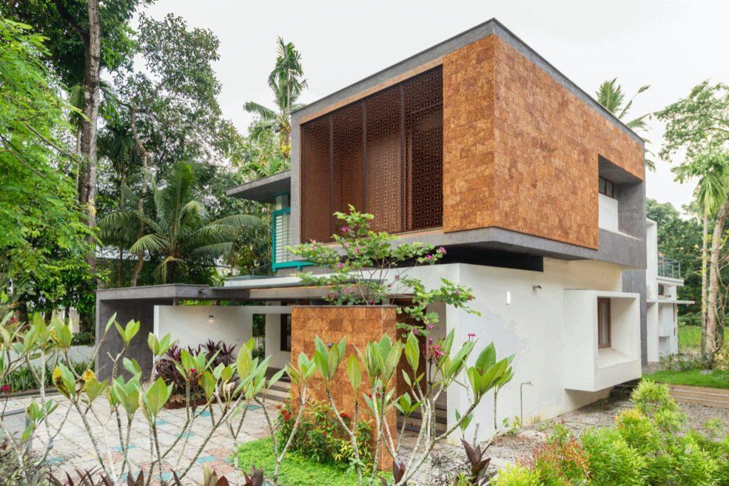 บ้านลอฟท์2ชั้น Manjadi House modern loft