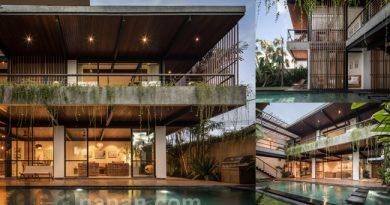 แบบบ้านสองชั้นสวยๆ Suncoast House