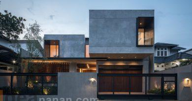 บ้านโมเดิร์นลอฟท์ RJ House E020