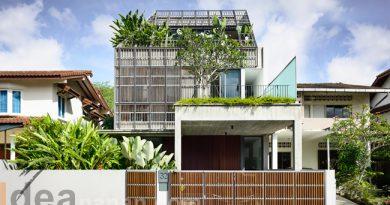 บ้านต้นไม้ Fade to Green