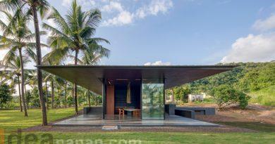 แบบบ้านชั้นเดียว House Parikrama