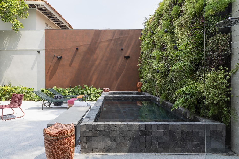 แบบบ้านสวนสวย Garden House