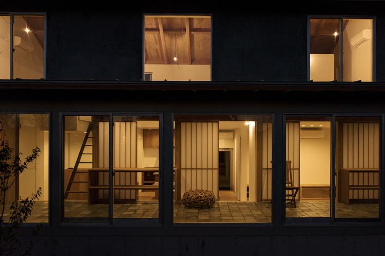 แบบบ้านลอฟท์ House Kando