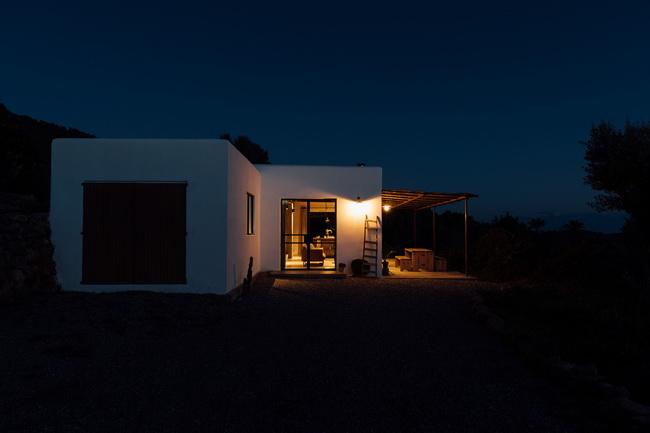 แบบบ้านชั้นเดียวสไตล์ลอฟท์ Ibiza Campo