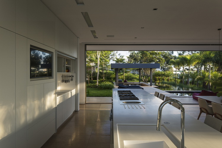 แบบบ้านสวน ชั้นเดียว RV3 House