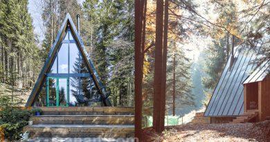 บ้านกระท่อมน้อย Chalet Cabin