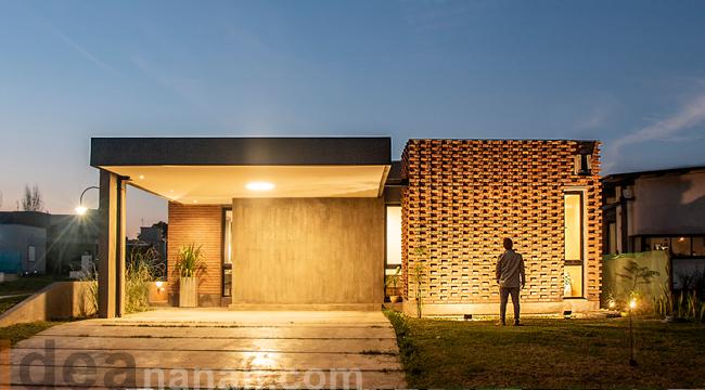 บ้านกล่อง Quintas House