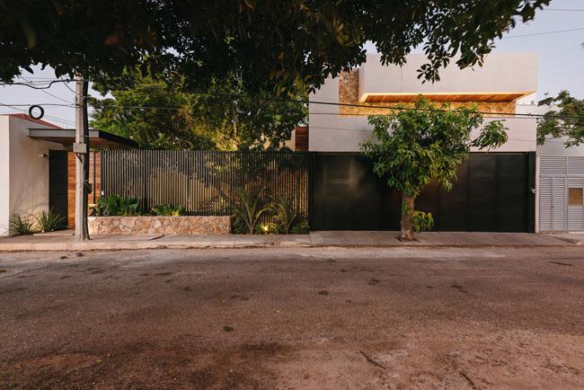 บ้านสวยในสวน Zapote House