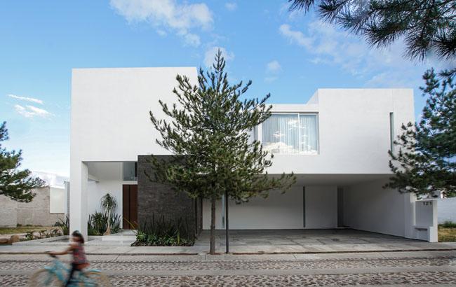 แบบบ้าน2ชั้น 5ห้องนอน Olivos