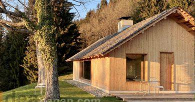 บ้านไม้หลังเล็กๆ Béllerine