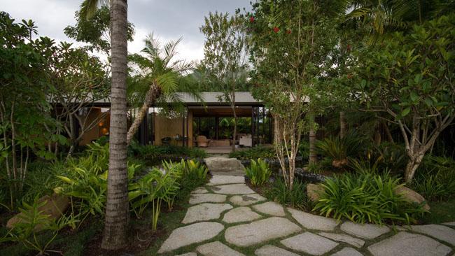 แบบบ้าน สวนสวยๆ CCB Paineiras