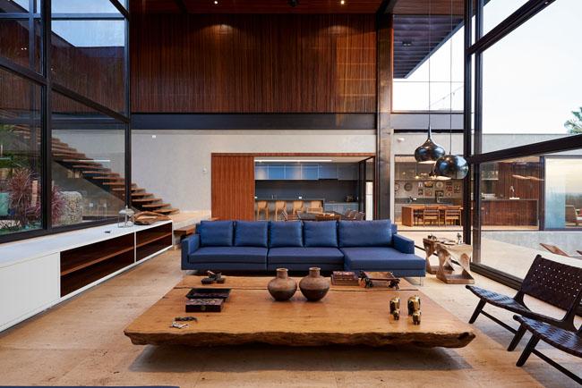 แบบบ้านสไตล์ลอฟท์ 2ชั้น House N