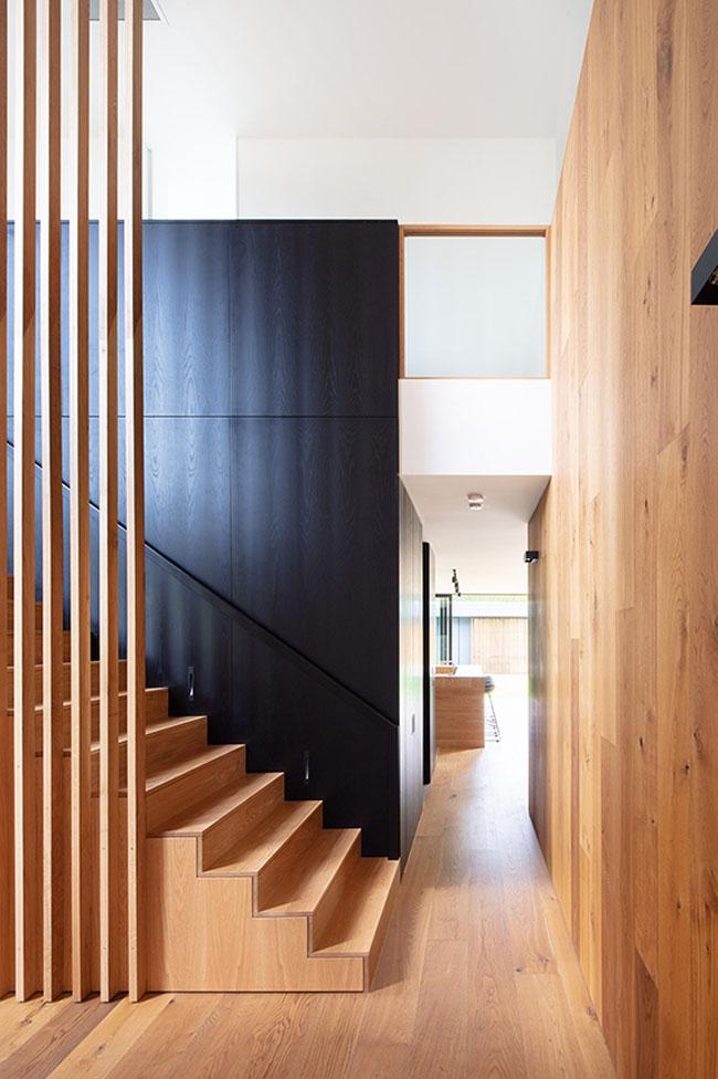บ้านสไตล์โมเดิร์น2ชั้น Project Tamarama
