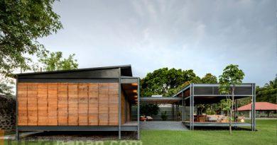 บ้านน็อคดาวน์โมเดิร์น Casa Molina