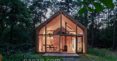 บ้านน็อคดาวน์สวยๆ Indigo Atelierwoning