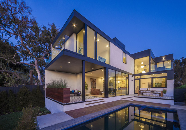 บ้านทรงโมเดิร์น 2ชั้น SL House
