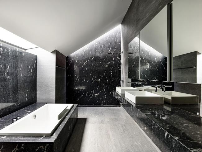 ห้องน้ำ แบบบ้าน3ชั้น แบบบ้านโมเดิร์น ทรอปิคอล