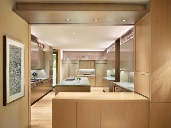 ห้องครัวภายใน แบบบ้านสวยๆ สไตล์คอนเทมโพรารี่