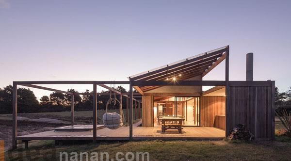บ้านไม้หลังเล็กๆ สวยๆ Casa Mat
