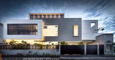 แบบบ้านหลังใหญ่ Casa Forma