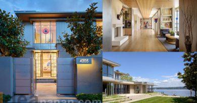 บ้านหลังใหญ่สวยๆ Northwest Art House