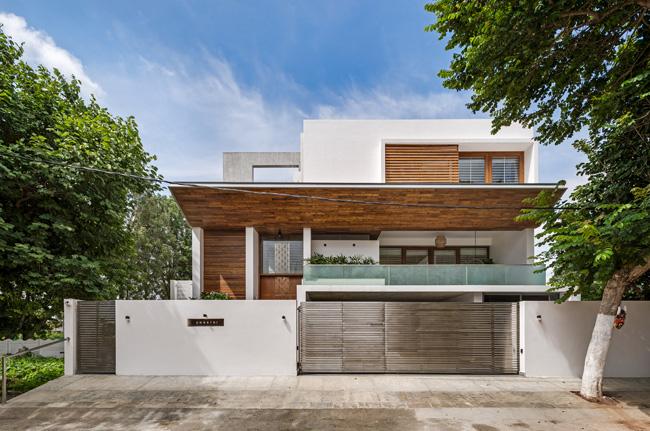 บ้าน2ชั้น แบบบ้านสวยๆ แบบบ้าน2ชั้นครึ่ง สไตล์โมเดิร์น