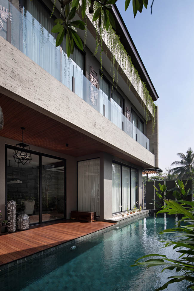 แบบบ้าน 3ชั้น สวยๆ B House