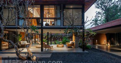 บ้านในสวนสวยๆ Casa Feliz